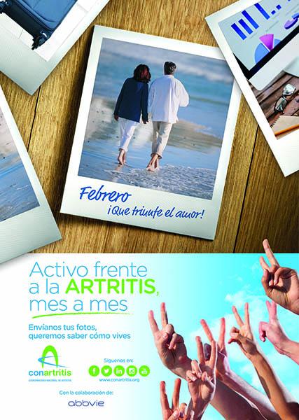 artritis, ConArtritis, ActivoAR, Coordinadora, reumatoide, psoriásica, idiopática juvenil, crónico, reumatología, arthritis, rheum, rhematology, Abbvie