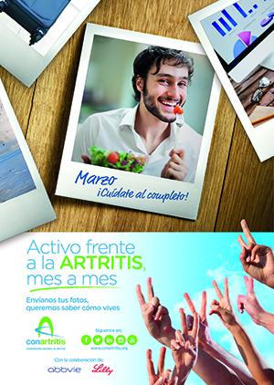 artritis, ConArtritis, reumatoide, ActivoAR, reumatología, reuma, arthritis, asociación, Coordinadora, autoinmune, crónico, paciente, enfermo, psoriásica, psoriasis