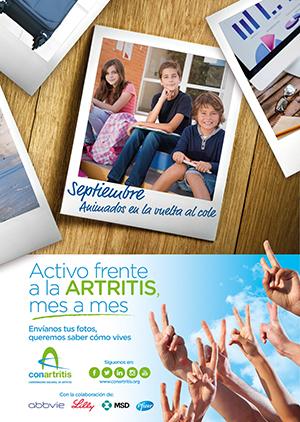 artritis, ConArtritis, asociación, paciente, rehabilitación, reumatología, reumatoide, discapacidad, incapacidad, trabajo, enfermedad, crónico, autoinmune, tratamiento, biológico, biosimilares. socio, artrosis, reuma, España, ActivoAR