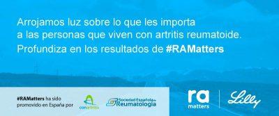 RAMatters, artritis, psoriásica, ConArtritis, psoriasis, asociación, paciente, rehabilitación, reumatología, reumatoide, discapacidad, incapacidad, trabajo, enfermedad, crónico, autoinmune, tratamiento, biológico, biosimilares, socio, artrosis, reuma, arthritis, reuma, rheum, España, ActivoAR,